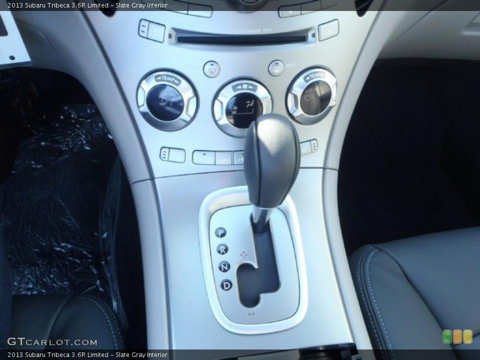 Slate Gray Interior Transmission for the 2013 Subaru Tribeca 3.6R Limited #80309761