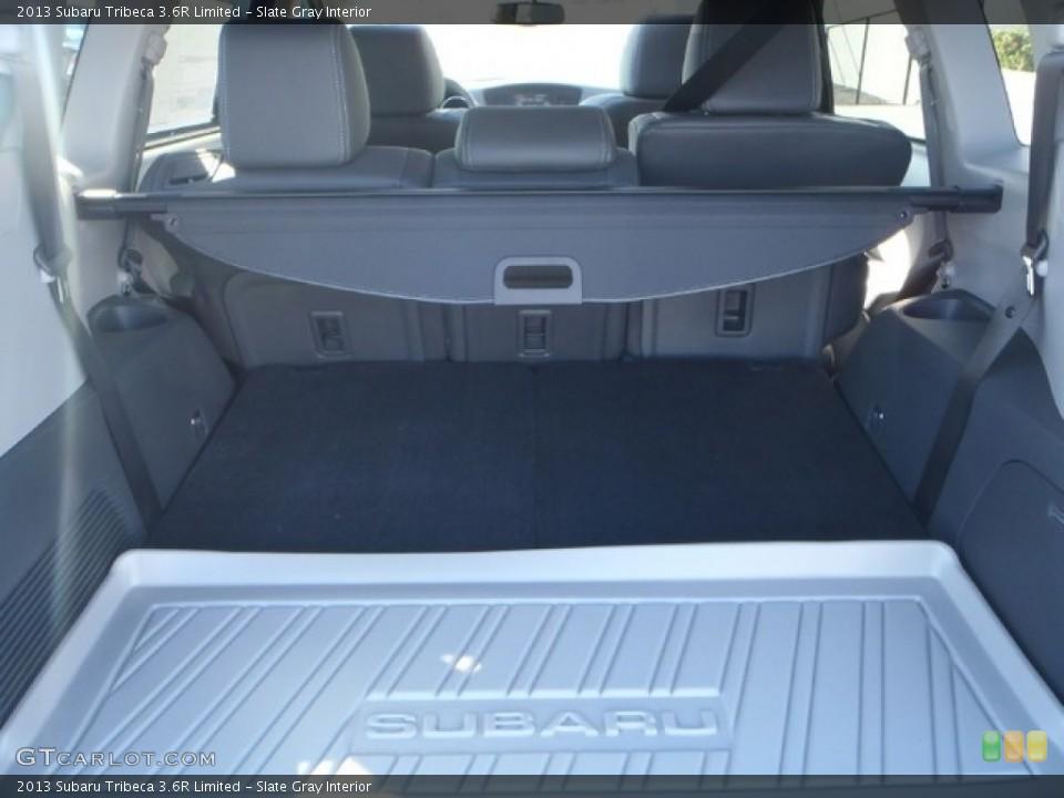 Slate Gray Interior Trunk for the 2013 Subaru Tribeca 3.6R Limited #80309948