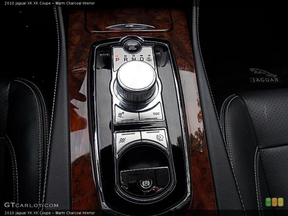 Warm Charcoal Interior Transmission for the 2010 Jaguar XK XK Coupe #80401369