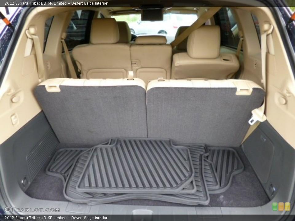 Desert Beige Interior Trunk for the 2012 Subaru Tribeca 3.6R Limited #80935538