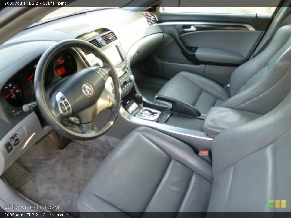 Quartz Interior Prime Interior For The 2006 Acura TL 3.2 #81387672