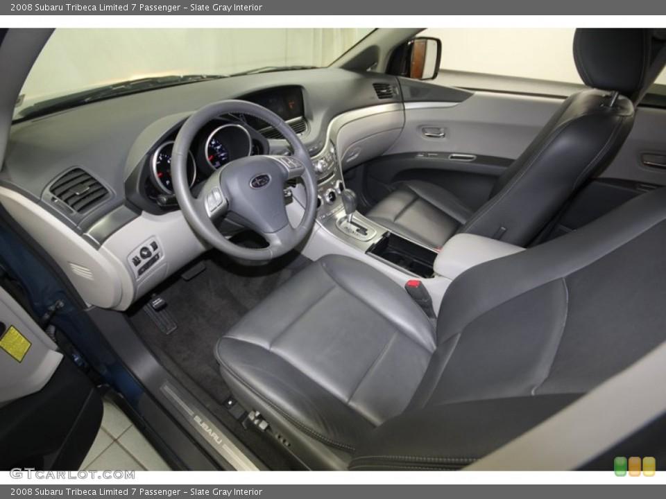 Slate Gray Interior Prime Interior for the 2008 Subaru Tribeca Limited 7 Passenger #82148137