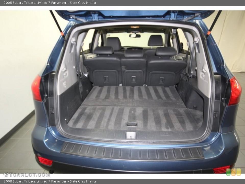 Slate Gray Interior Trunk for the 2008 Subaru Tribeca Limited 7 Passenger #82148581