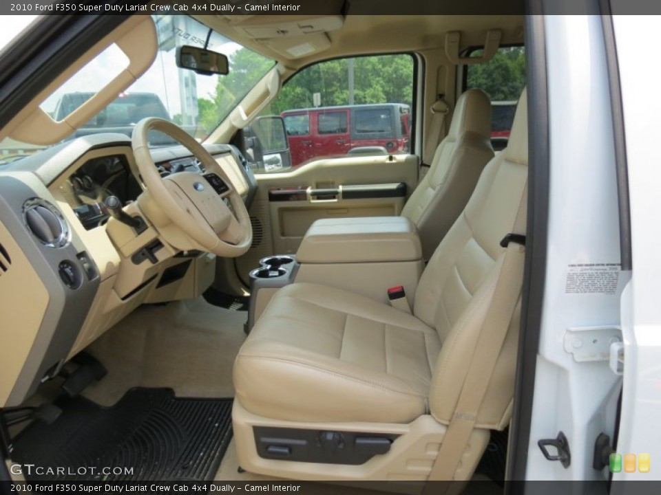 Camel 2010 Ford F350 Super Duty Interiors
