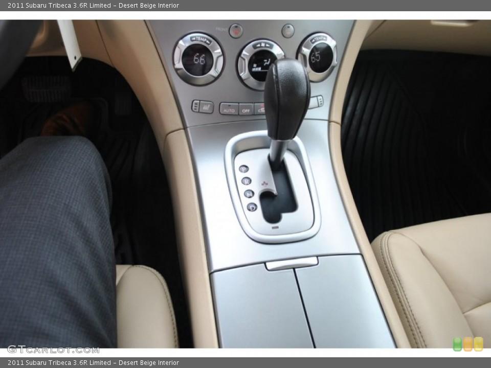 Desert Beige Interior Transmission for the 2011 Subaru Tribeca 3.6R Limited #82365939