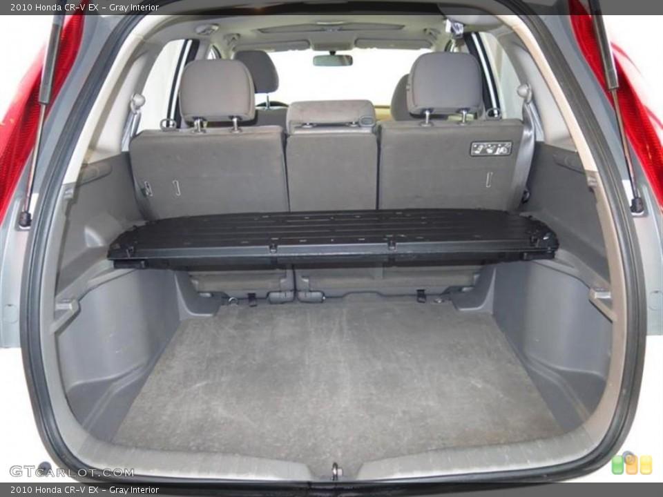 Gray Interior Trunk for the 2010 Honda CR-V EX #82461641