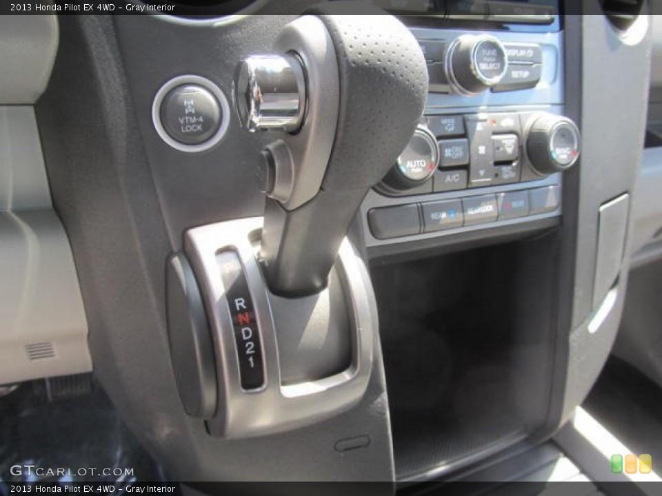 Gray Interior Transmission for the 2013 Honda Pilot EX 4WD #83994675