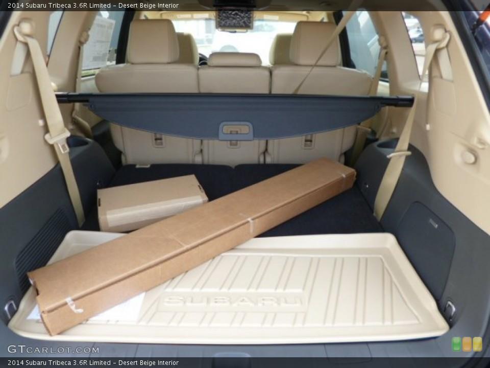 Desert Beige Interior Trunk for the 2014 Subaru Tribeca 3.6R Limited #85612255
