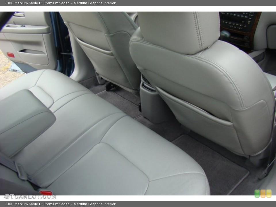 Medium Graphite 2000 Mercury Sable Interiors