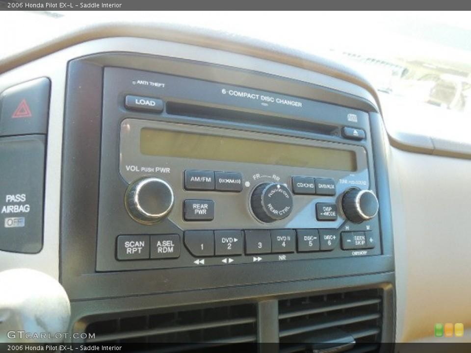 Saddle Interior Audio System for the 2006 Honda Pilot EX-L #88373407