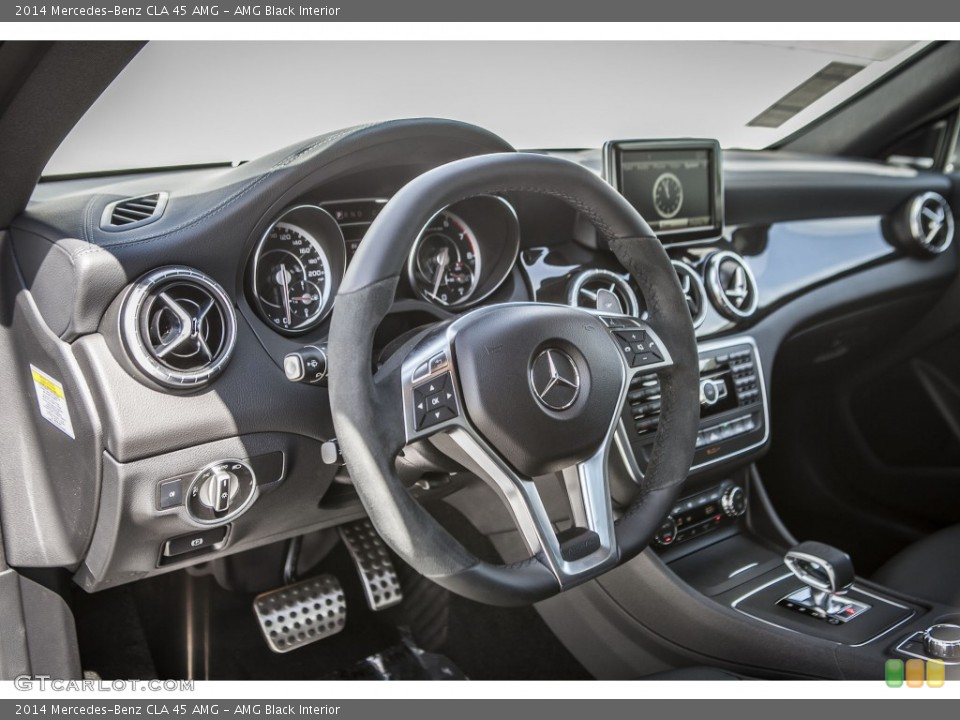 Pleasing Amg Black Interior Dashboard For The 2014 Mercedes Benz Cla Download Free Architecture Designs Scobabritishbridgeorg