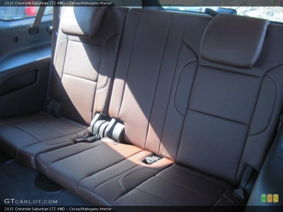 new 2015 chevrol...2015 Chevy Suburban Interior Color Choices