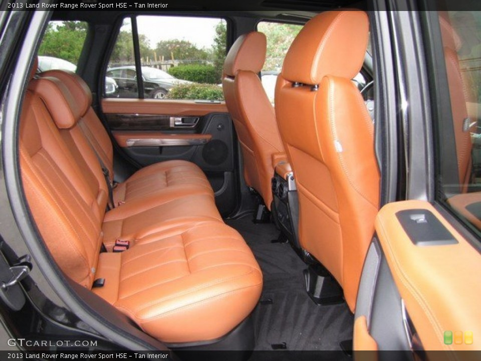 Tan Interior Rear Seat For The 2013 Land Rover Range Rover Sport Hse 92142768 Gtcarlot Com