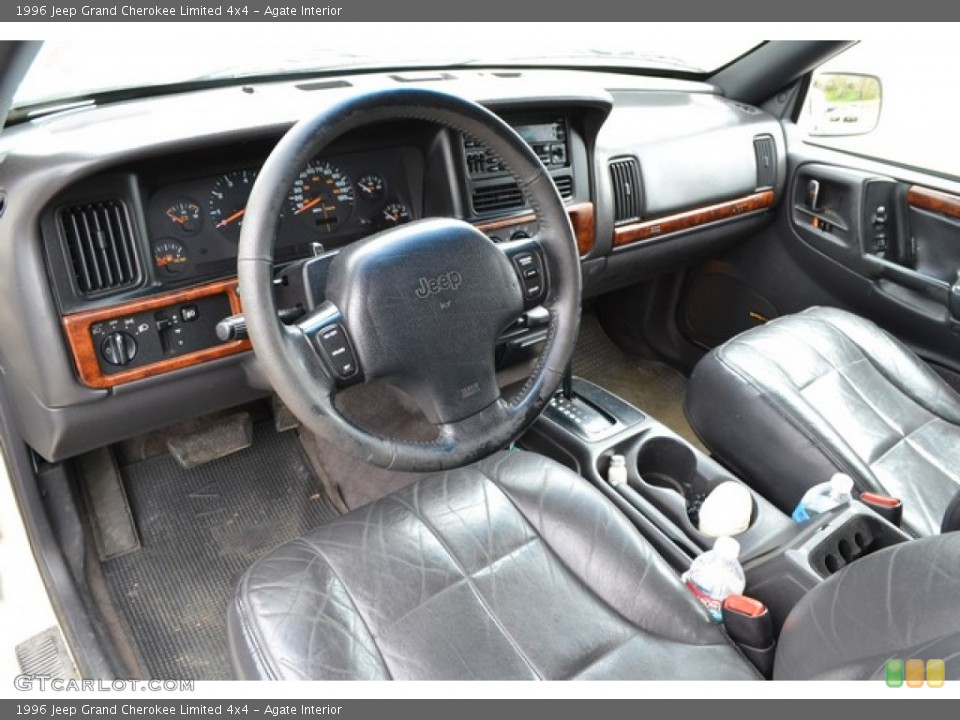 Agate 1996 Jeep Grand Cherokee Interiors