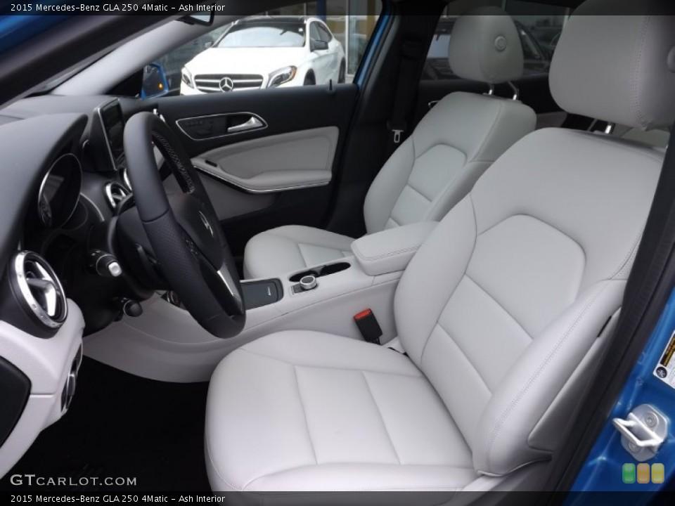 Ash 2015 Mercedes-Benz GLA Interiors