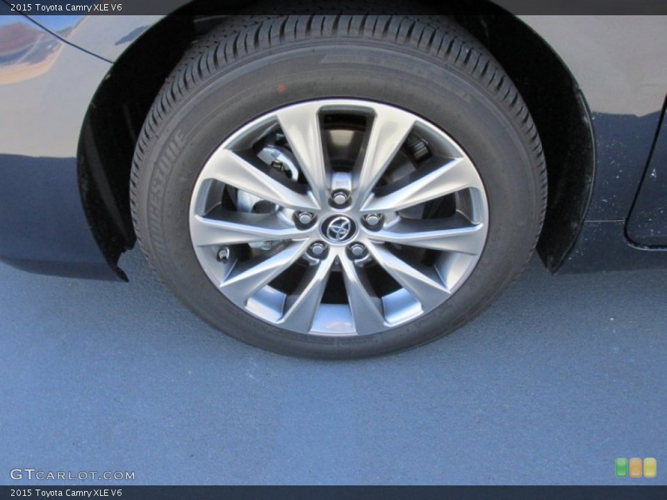toyota camry 2006 tires 2006 toyota camry xle v6 wheel. Black Bedroom Furniture Sets. Home Design Ideas
