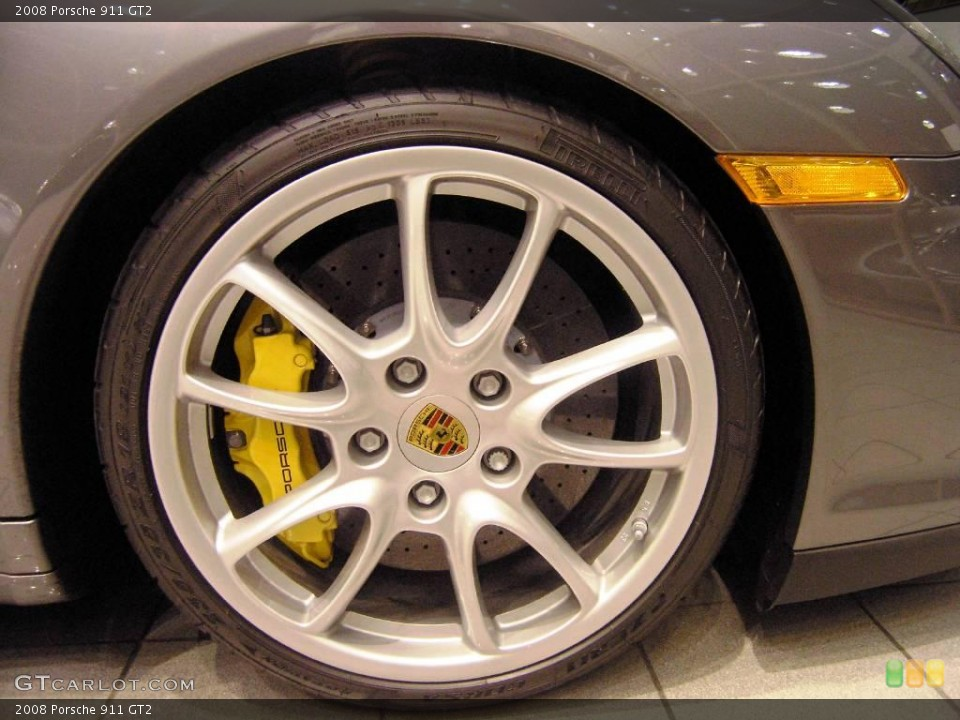 2008 porsche 911 gt2 wheel and tire photo 1029009. Black Bedroom Furniture Sets. Home Design Ideas