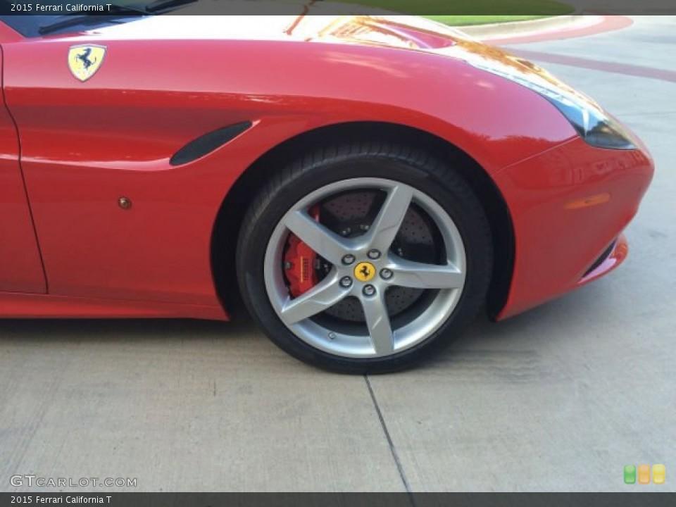 2015 Ferrari California T Wheel and Tire Photo #107955482