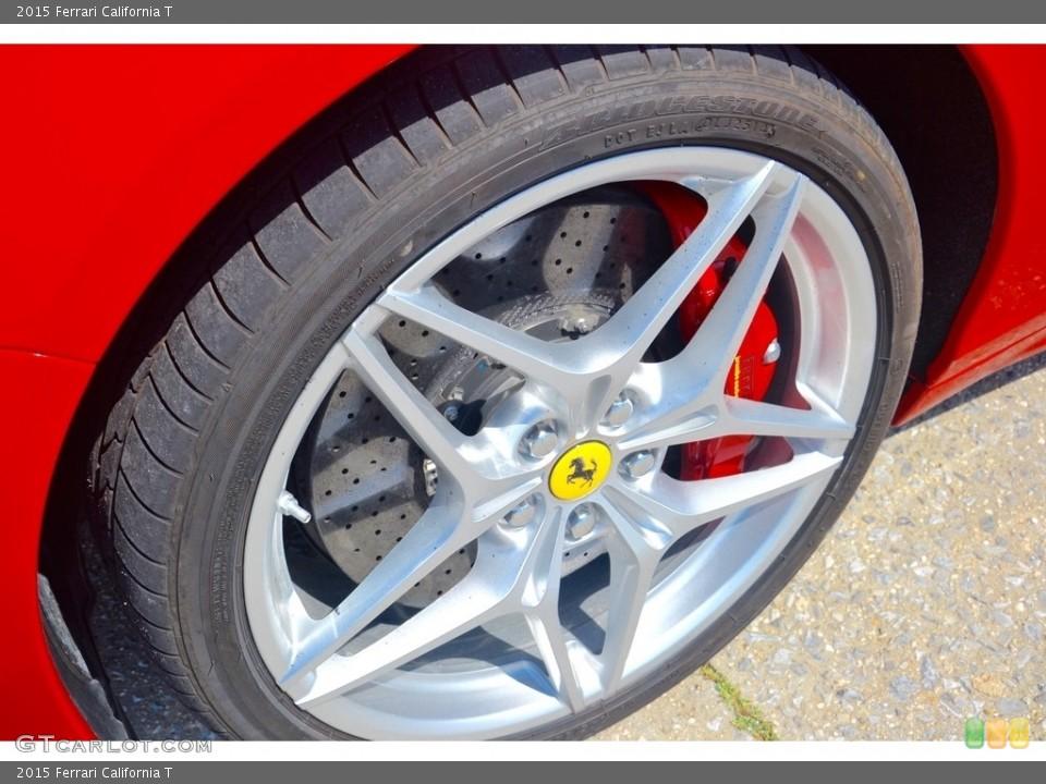 2015 Ferrari California T Wheel and Tire Photo #115063344