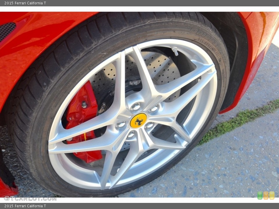 2015 Ferrari California T Wheel and Tire Photo #115063360