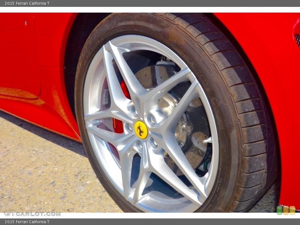 2015 Ferrari California T Wheel and Tire Photo #115063395