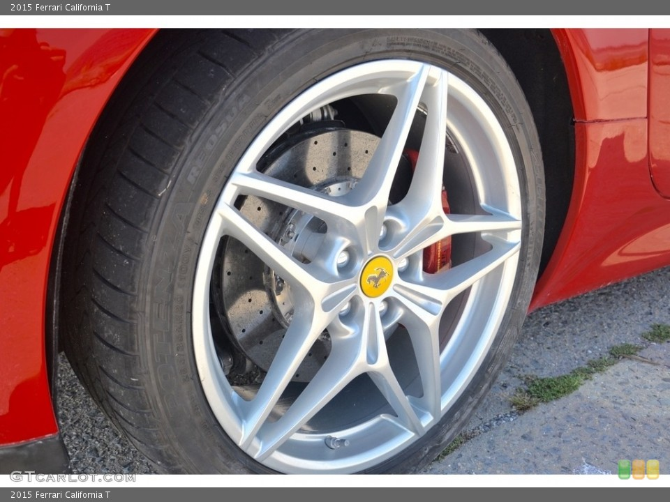 2015 Ferrari California T Wheel and Tire Photo #115063413