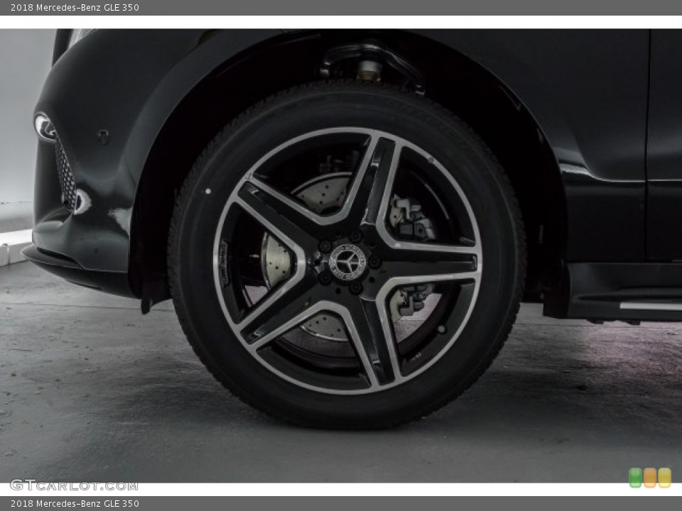 2018 Mercedes-Benz GLE Wheels and Tires