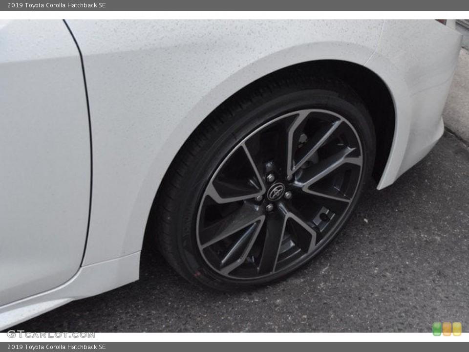 Toyota Corolla Tires >> 2019 Toyota Corolla Hatchback Wheels And Tires Gtcarlot Com