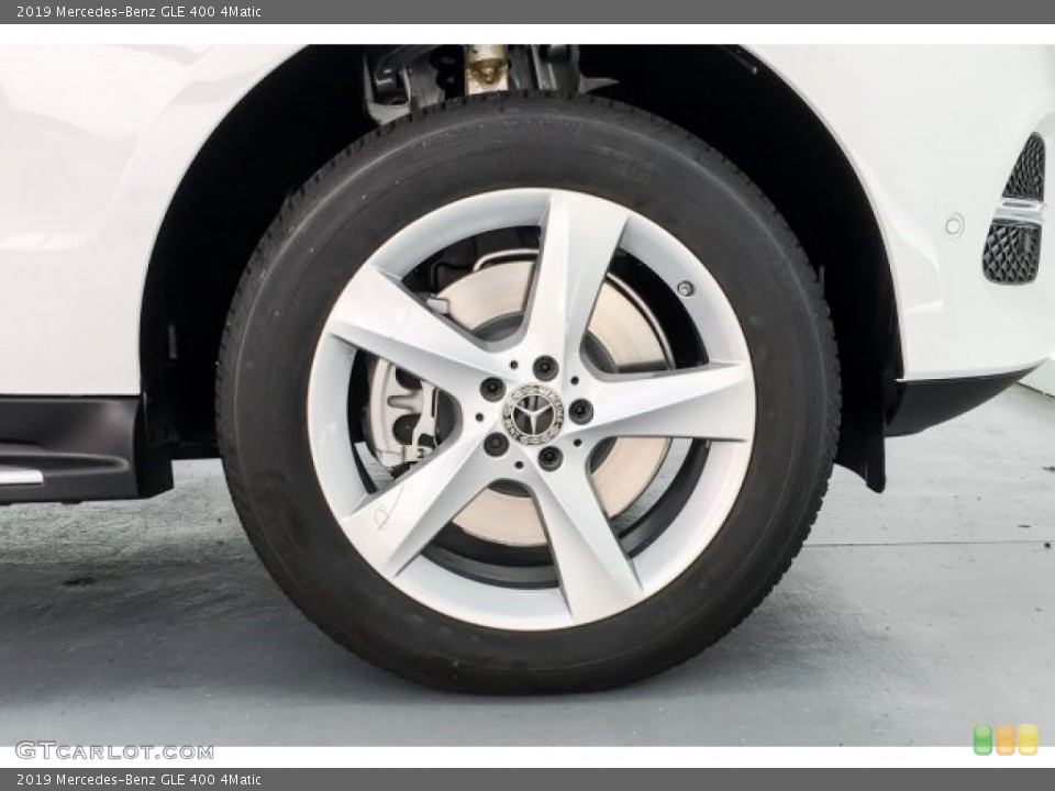2019 Mercedes-Benz GLE Wheels and Tires