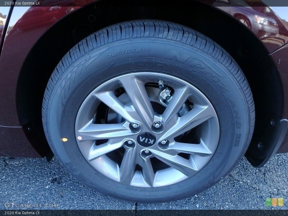 2020 Kia Optima LX Wheel and Tire Photo #135344185