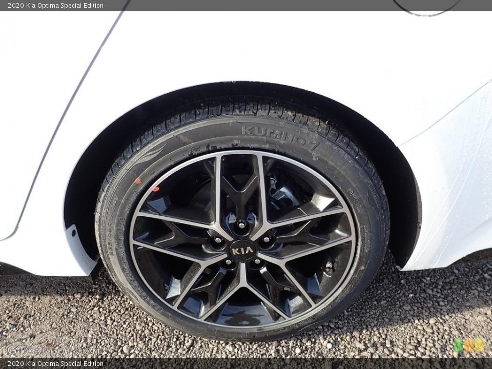 2020 Kia Optima Special Edition Wheel and Tire Photo #136600237