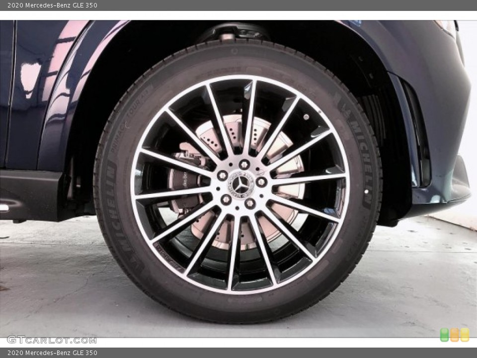 2020 Mercedes-Benz GLE Wheels and Tires
