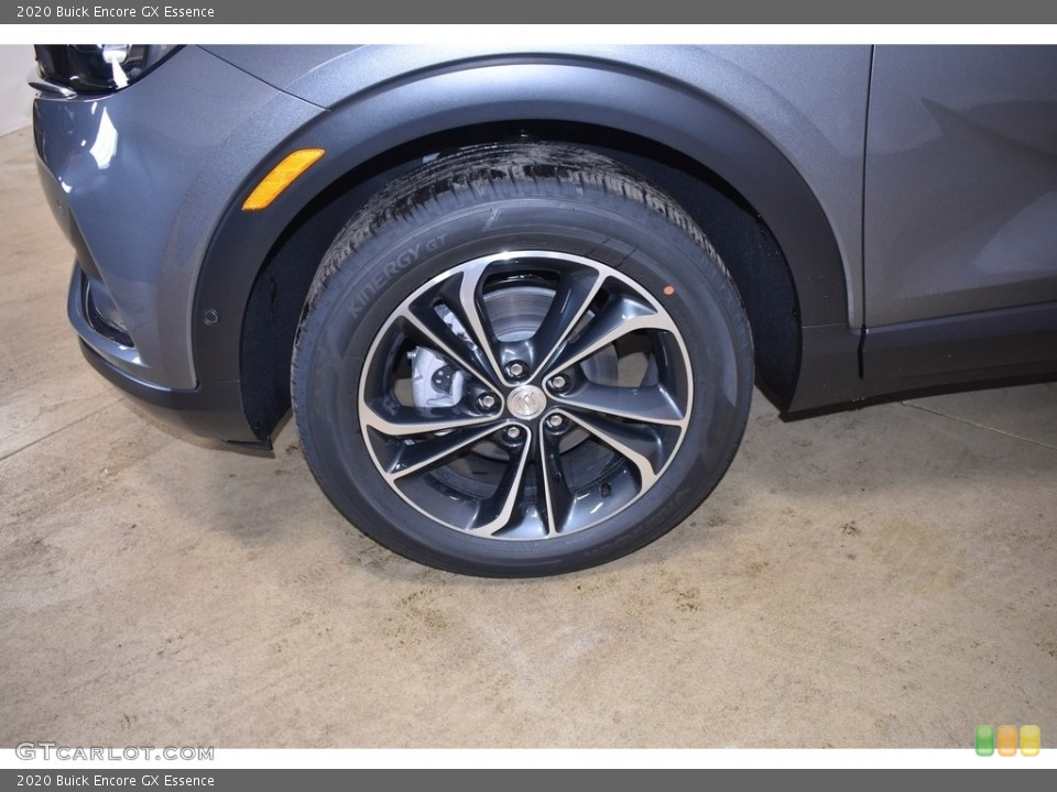 2020 Buick Encore GX Wheels and Tires