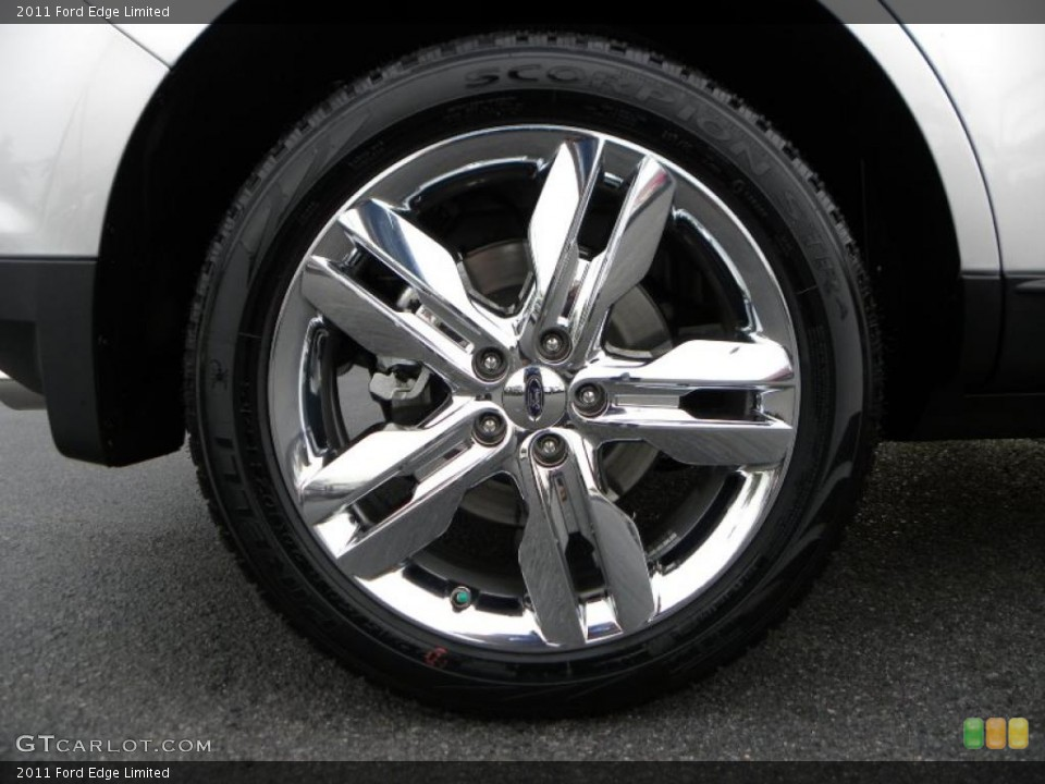 2011 Ford Edge Limited Wheel And Tire Photo 38323139
