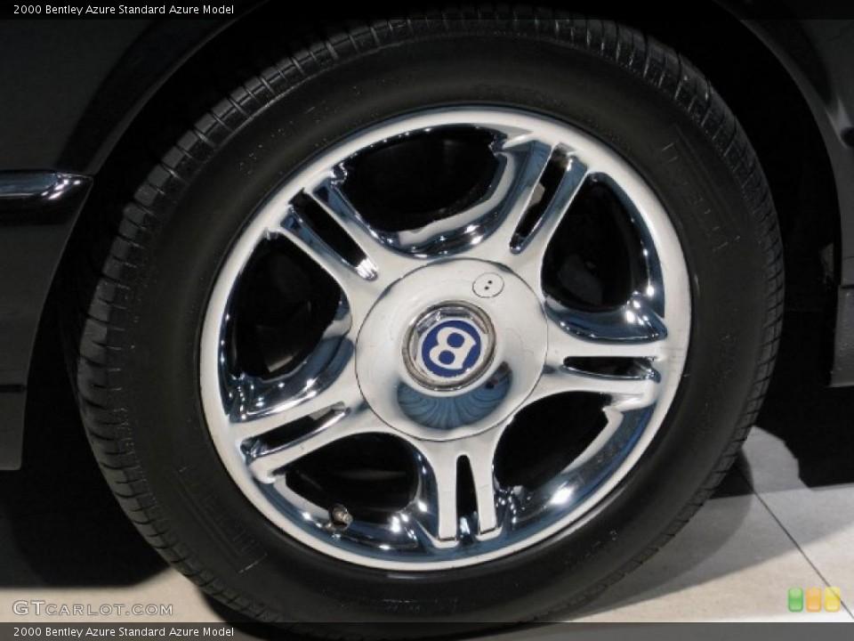 2000 Bentley Azure Wheels and Tires