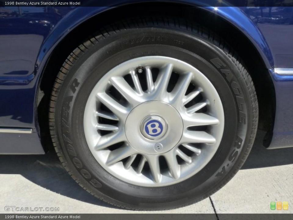 1998 Bentley Azure Wheels and Tires