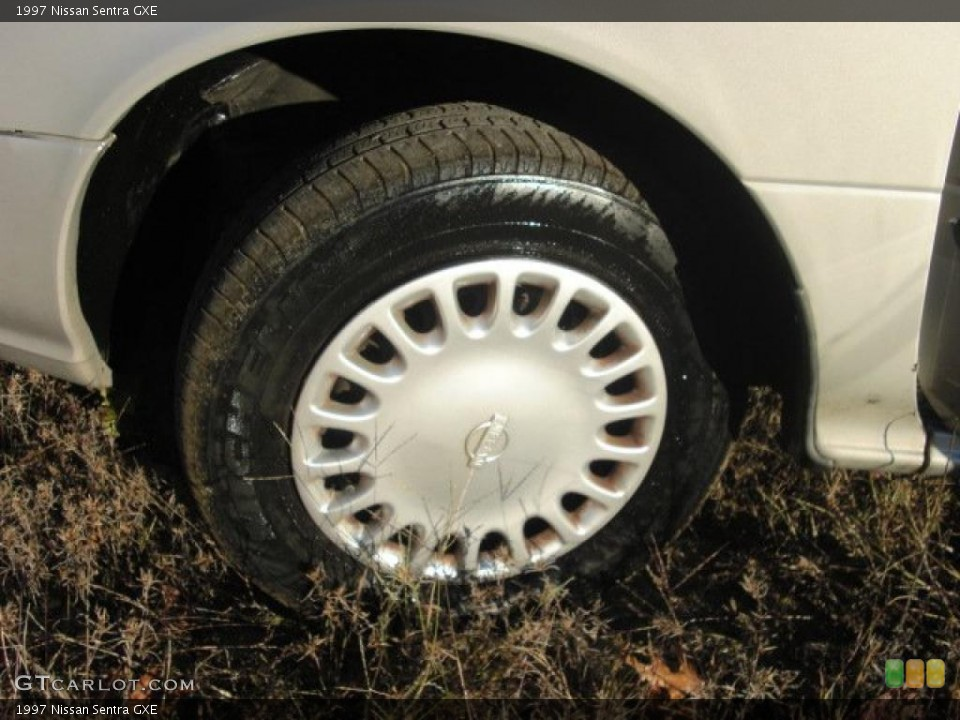 1997 Nissan Sentra Wheels and Tires