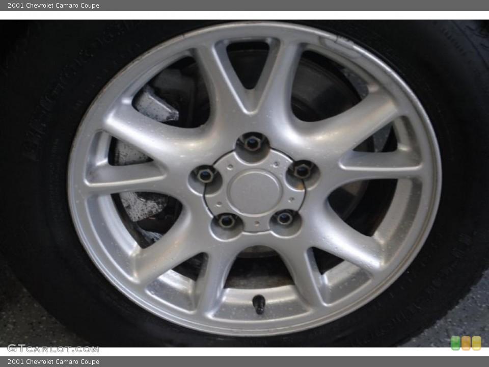 2001 Chevrolet Camaro Coupe Wheel - 102.7KB