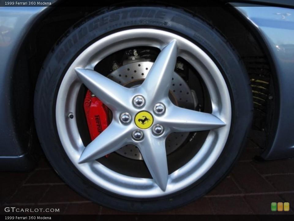 1999 Ferrari 360 Wheels and Tires