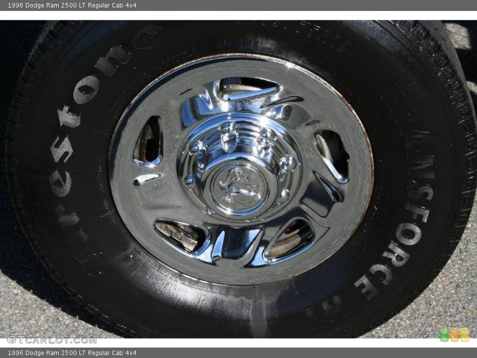 1996 Dodge Ram 2500 Wheels and Tires