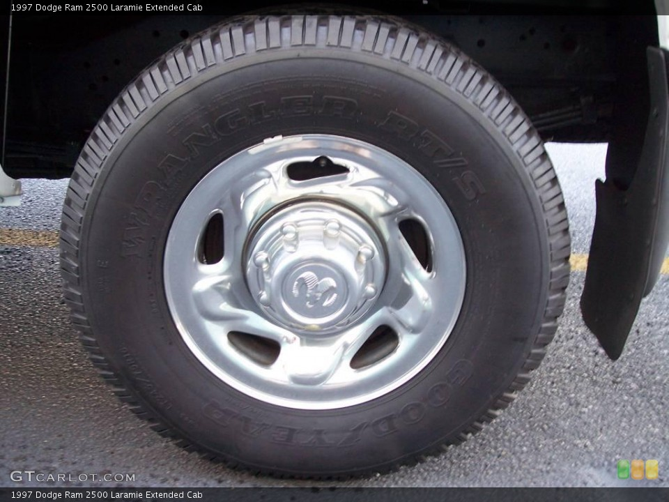 1997 Dodge Ram 2500 Wheels and Tires