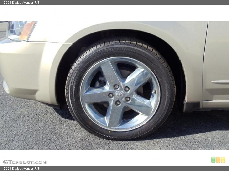 2008 Dodge Avenger Wheels and Tires | GTCarLot.com