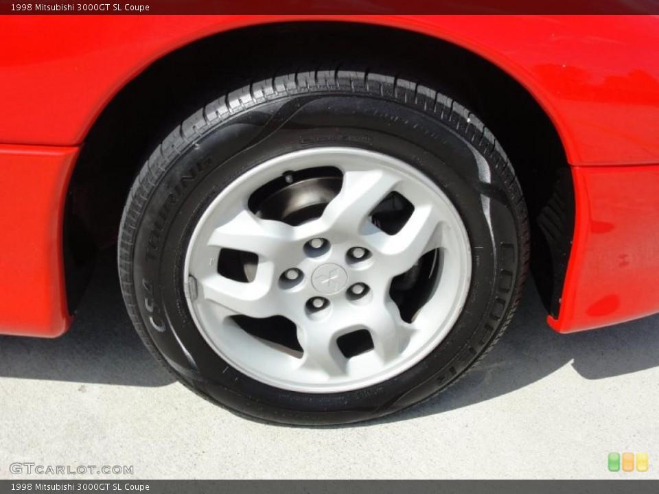 1998 Mitsubishi 3000GT Wheels and Tires