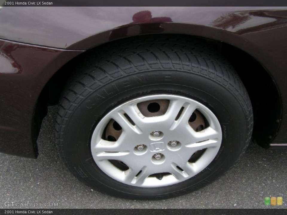 Honda civic tires suck