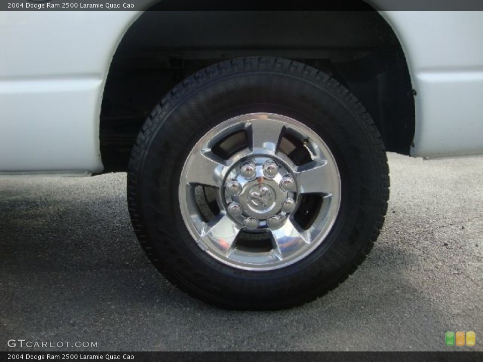 2004 Dodge Ram 2500 Wheels and Tires