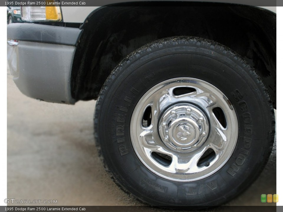 1995 Dodge Ram 2500 Wheels and Tires