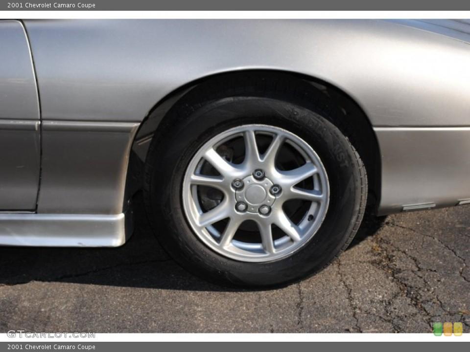 2001 Chevrolet Camaro Coupe Wheel - 121.9KB