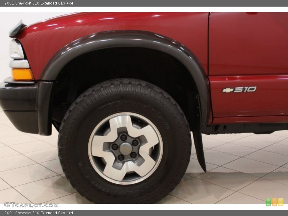 2001 Chevrolet S10 Wheels and Tires | GTCarLot.com