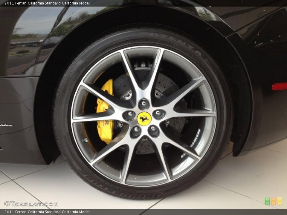 2011 Ferrari California  Wheel and Tire Photo #64710246