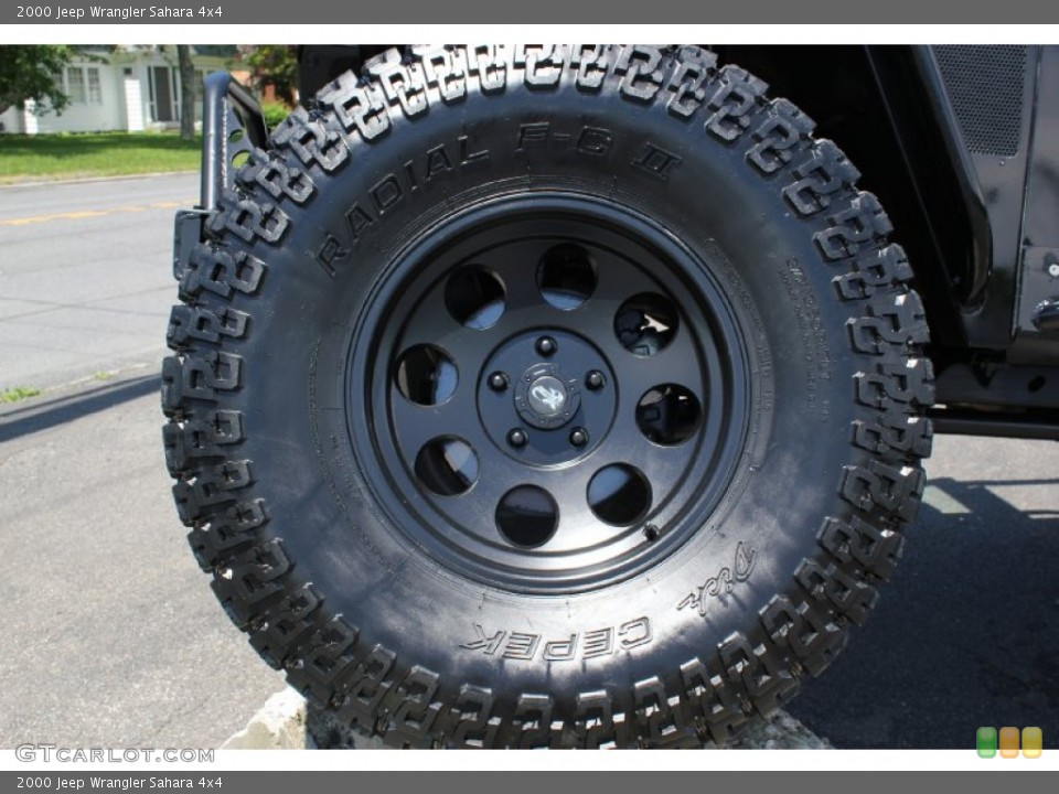 2000 wrangler se 4x4 wheels and tires. Cars Review. Best American Auto & Cars Review